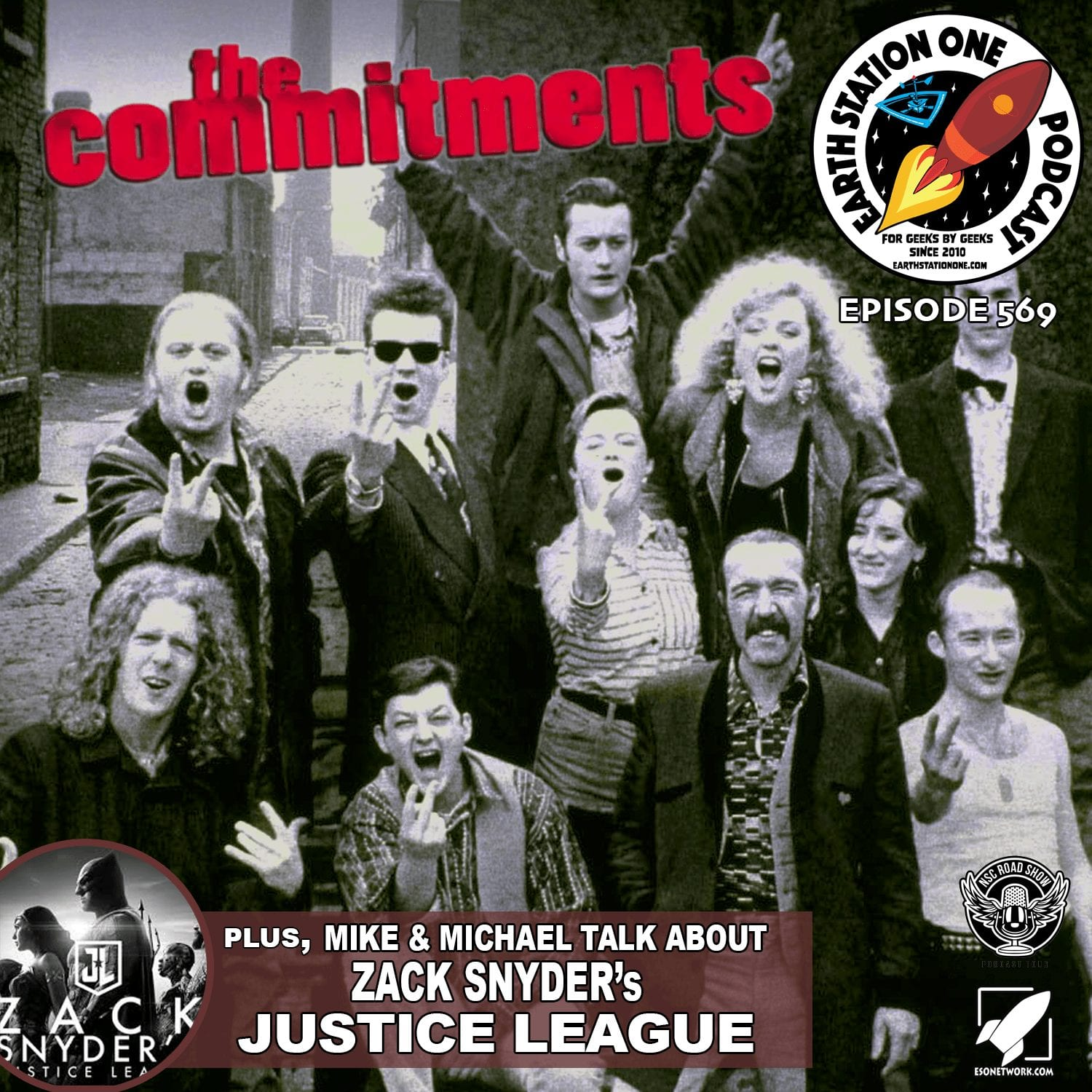 The Earth Station One Podcast - The 30th Anniversary of the Commitments