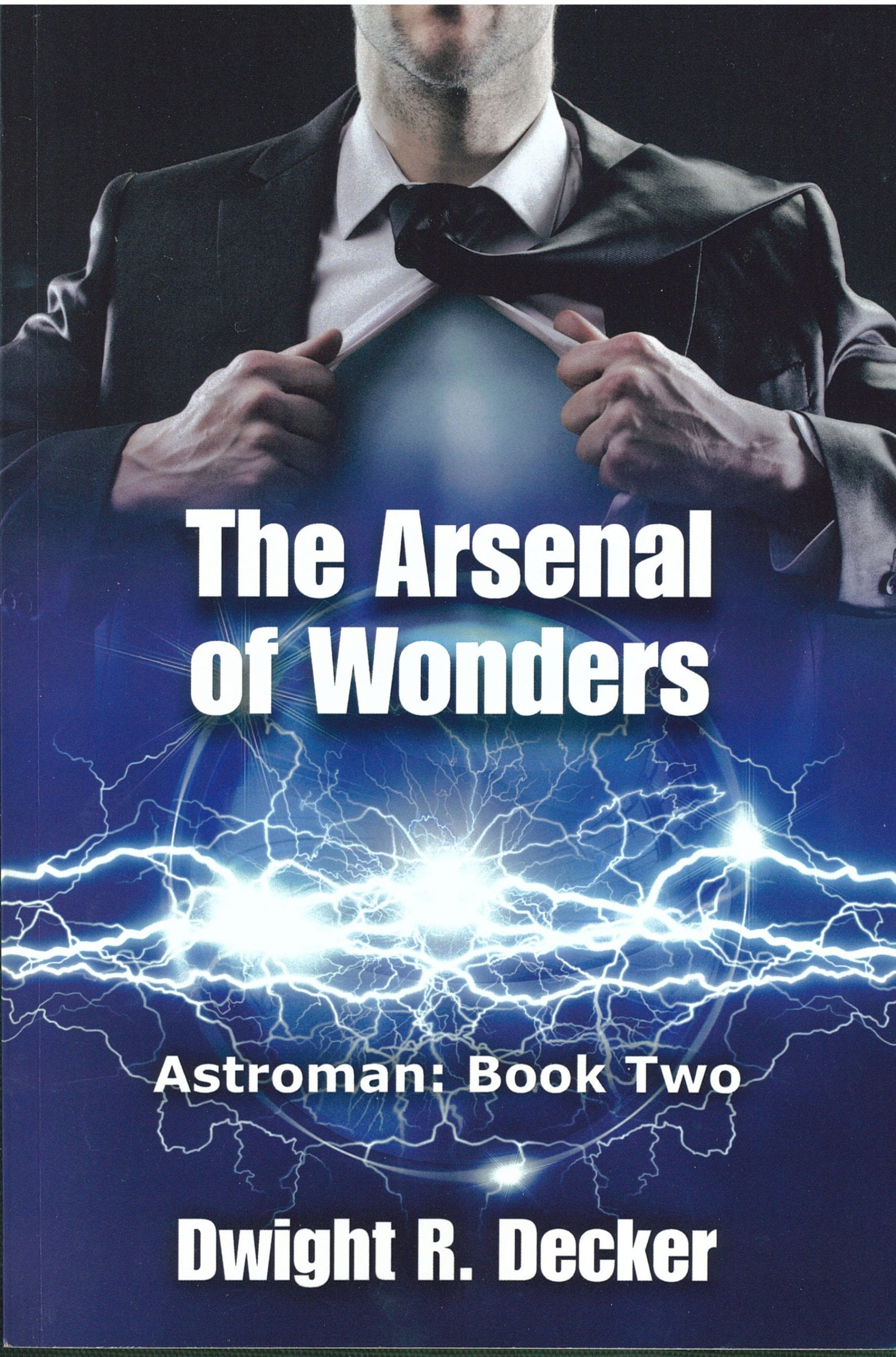 Astroman Book Two Book Review By Ron Fortier
