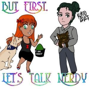 But First Let's Talk Nerdy 49