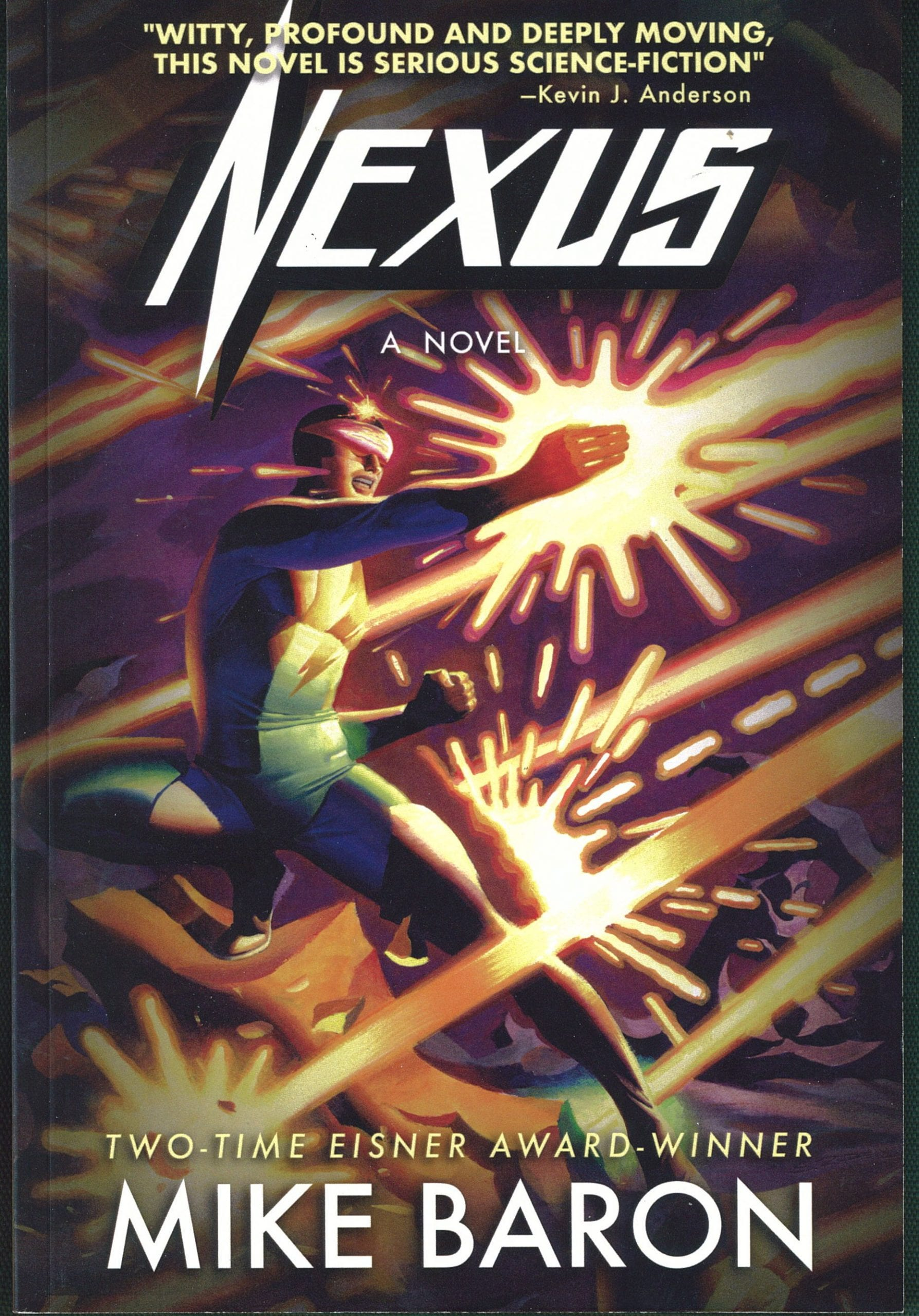 Nexus Book Review By Ron Fortier
