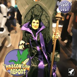 2021 Dragon Con Report ep 5