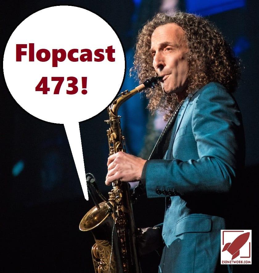 Flopcast 473 art