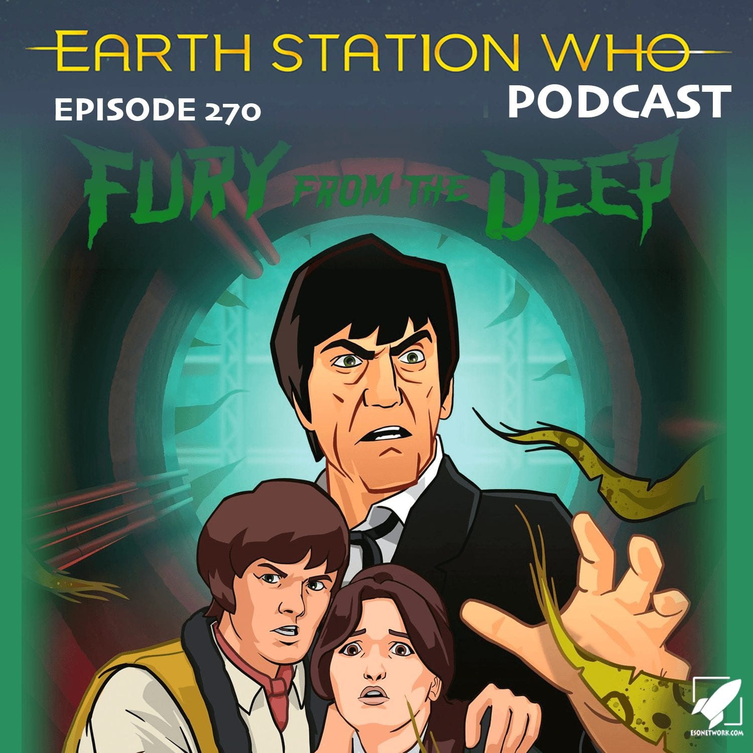 Earth Station Who Ep 270