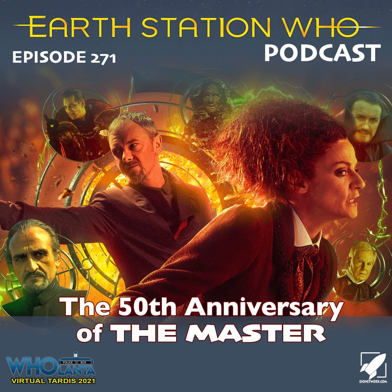 Earth Station Who Ep 271