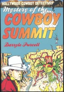 Mystery of the Cowboy Summit Book Review By Ron Fortier