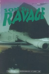 The Ravage Book Review Book Review By Ron Fortier
