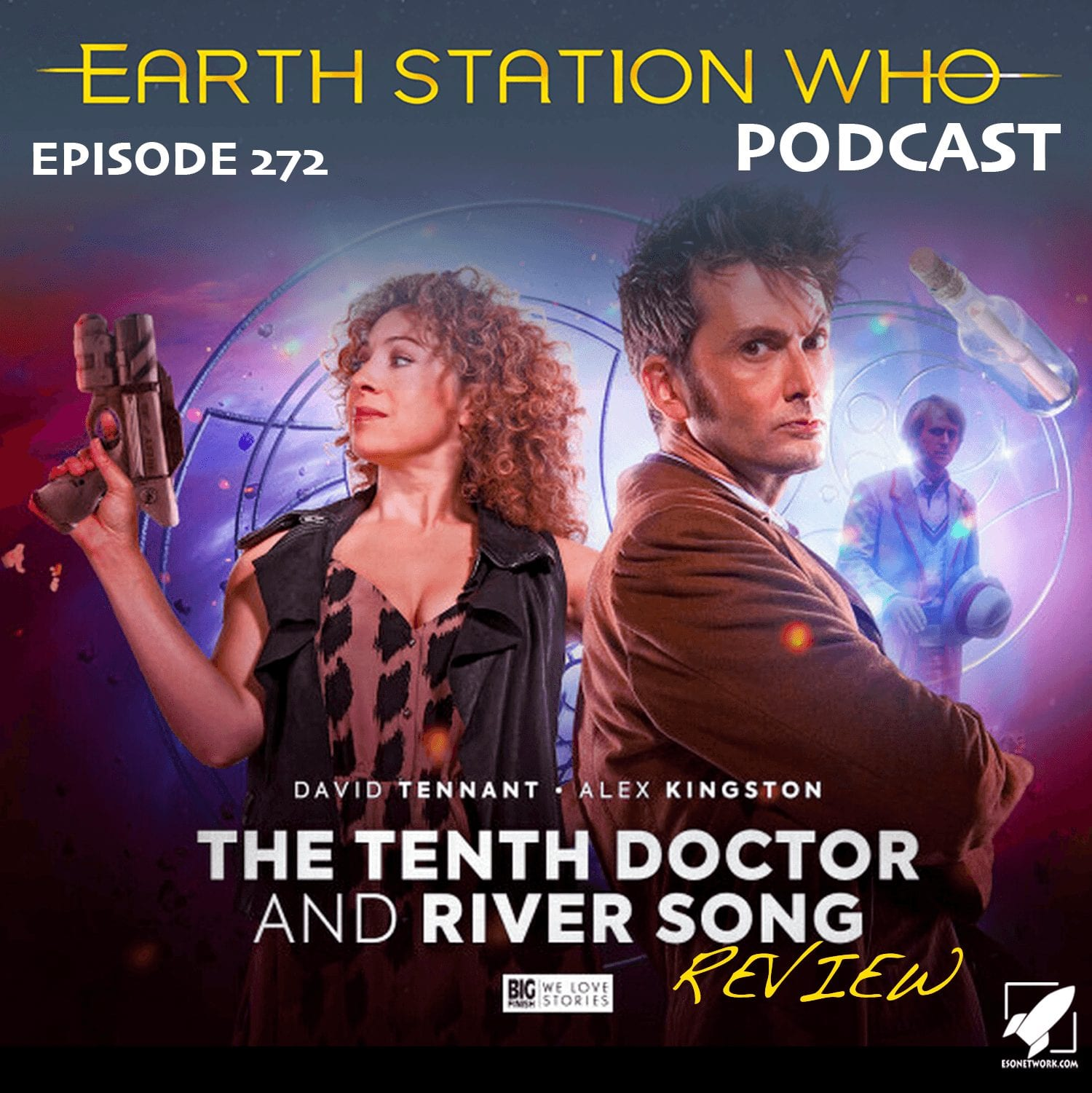Earth Station Who Ep 272 - The 10th Doctor & River Song