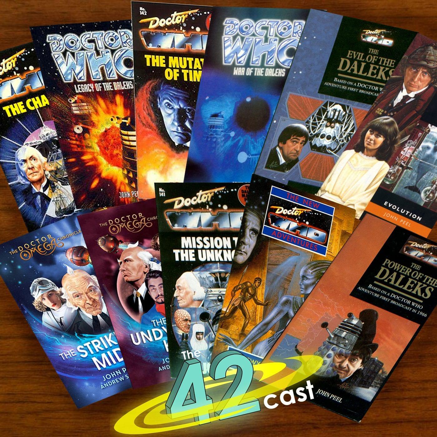 John Peel Doctor Who Books