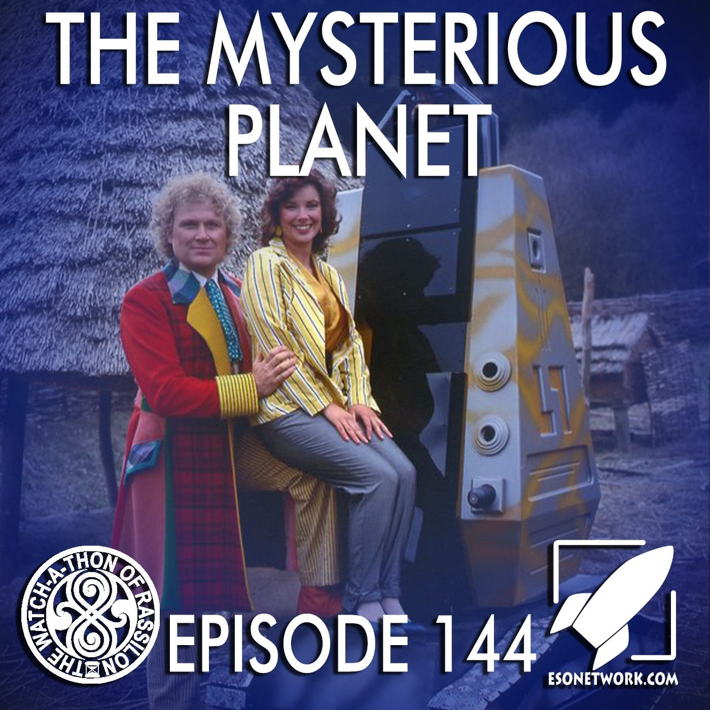 The Watch-A-Thon of Rassilon: Episode 144: The Mysterious Planet