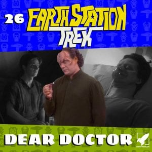 dear doctor, enterprise, star trek