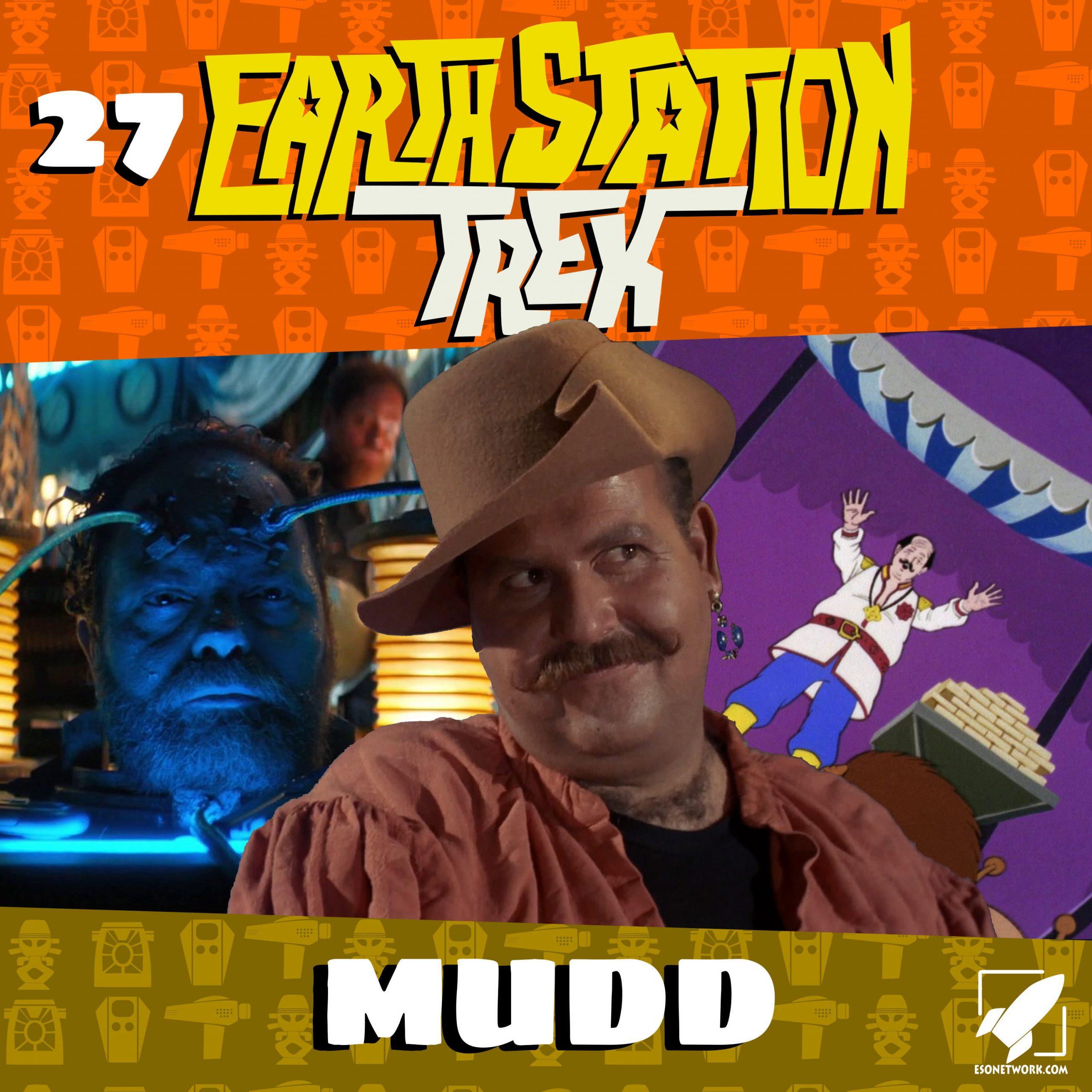 mudd earth station trek 27
