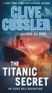 The Titanic Secret book Review by Ron Fortier