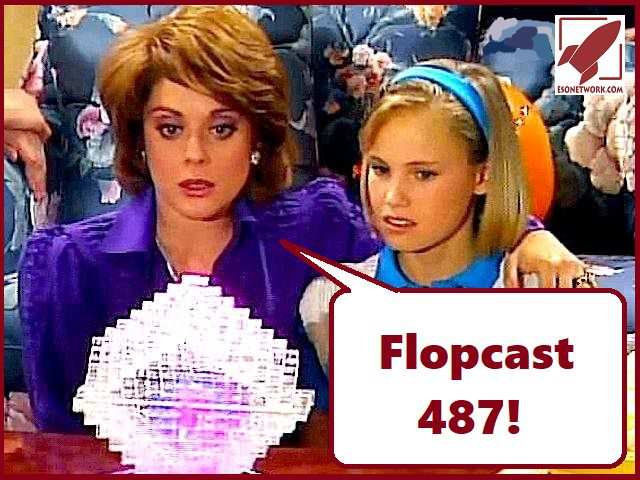 Flopcast 487 out of this world