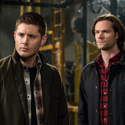 Dean (Jensen Ackles) and Sam (Jared Padelecki) Winchester. Image courtesy The CW