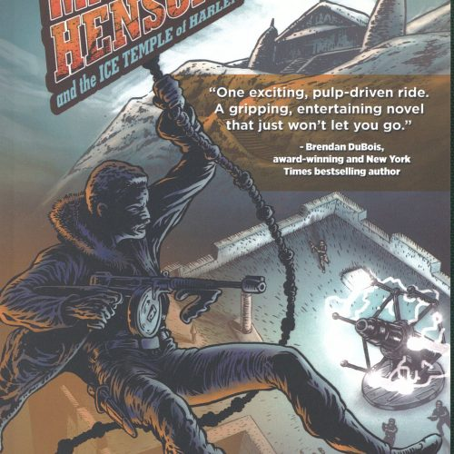 Matthew Henson & The Ice Palace of Harlem Book Review By Ron Fortier