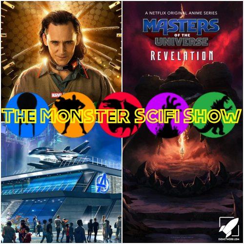 monster scifi cover - scifi news 61121